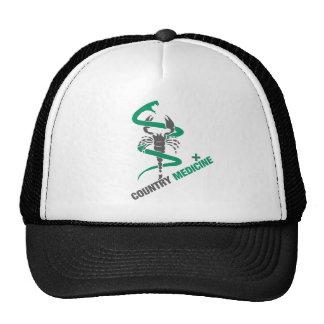 Country Medicine - Snake / Scorpion Trucker Hat