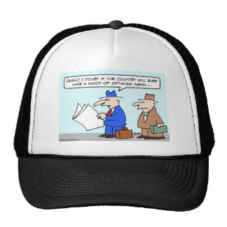 country mood optimism sigh hat