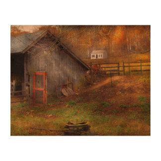 Country - Morristown, NJ - Rural refinement Cork Paper Print