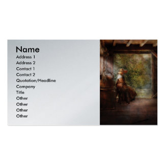 Country - Mother Double-Sided Standard Business Cards (Pack Of 100)