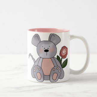 Country Mouse Coffee Mugs