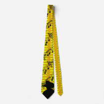 Country Music Cowboy Tie