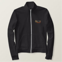 Country Music Embroidered Jacket