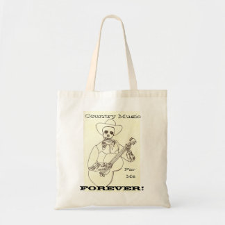 Country Music Forever Bag