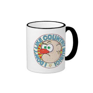 Country Music Grumpy Ringer Coffee Mug