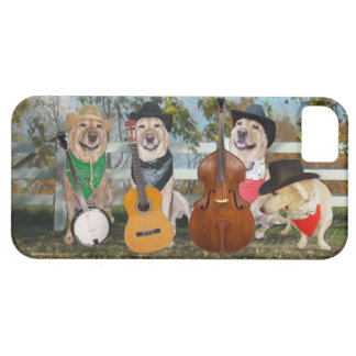 Country Music & Labs iPhone 5 Covers