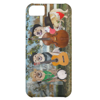 Country Music & Labs iPhone 5C Case