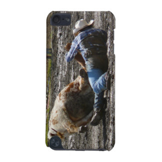 Country Music - Rodeo Cowboy & Steer iPod Touch 5G Case