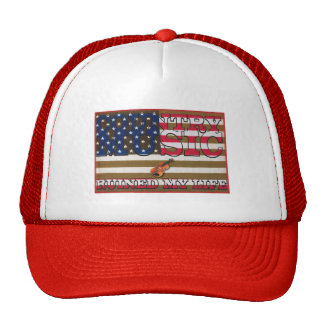 Country Music Ruined My Life Trucker Hat