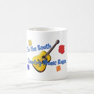 Country Music Rules Coffee Mug