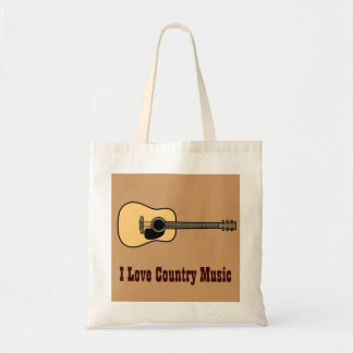 Country Music Tote Bag