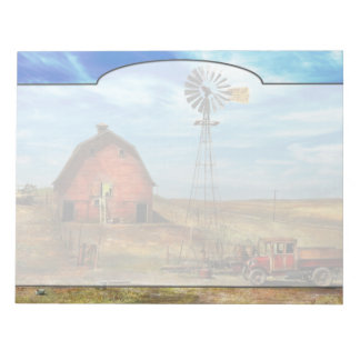 Country - ND - Dirt farming 1936 Notepad