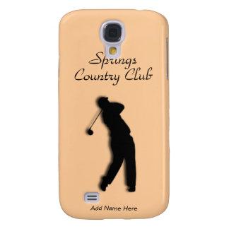 Country or Golf Club  Galaxy S4 Covers