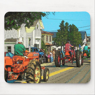 Country Parade Mouse Pad