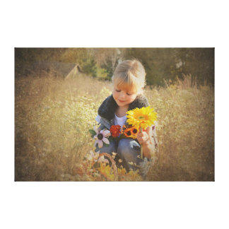 Country Pickin' Canvas Print