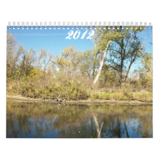 Country Pictures Calendar