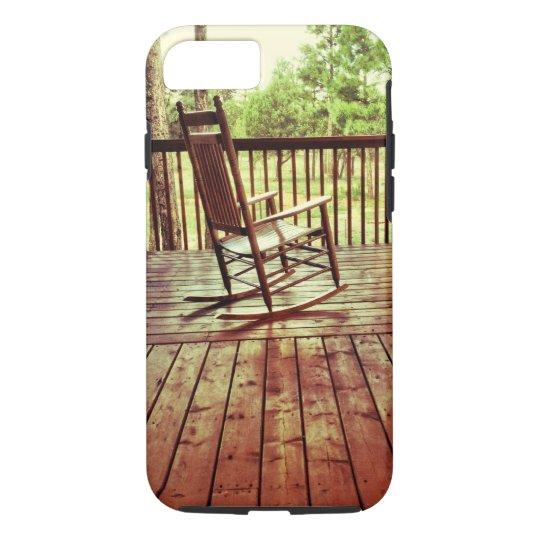 Excellent Country Porch Rocking Chair Iphone 7 Case Inzonedesignstudio Interior Chair Design Inzonedesignstudiocom
