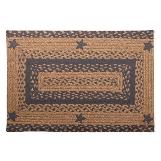 Country/Primitive CLOTH PLACEMAT 24X14