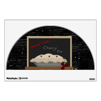 Country Primitives Wall Decal