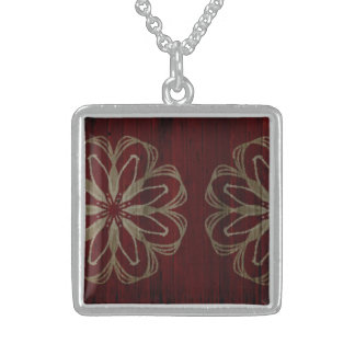 Country Red Pendants