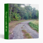 Country Road Avery Binder