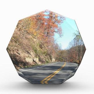 Country Road Acrylic Award