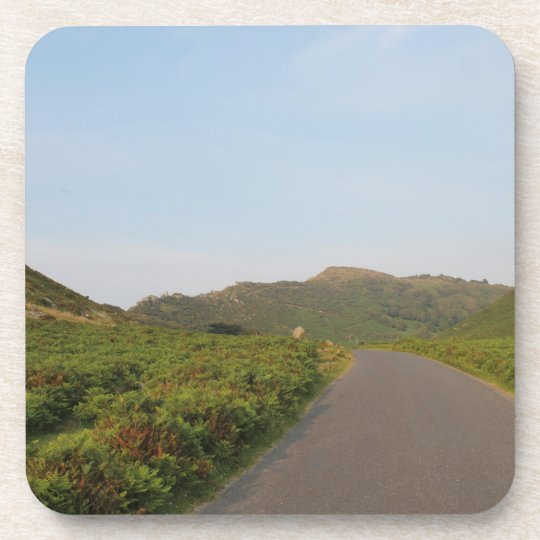 Country Road. Beverage Coaster