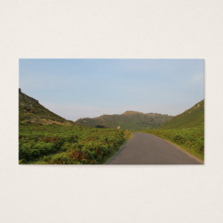 Country Road. Business Card