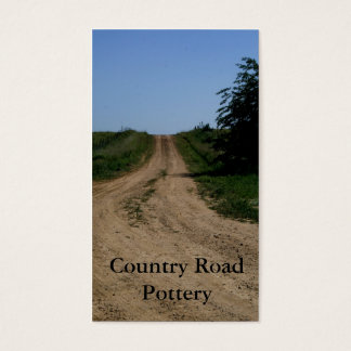Country Road business card