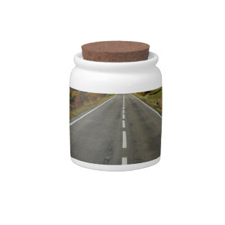 Country Road Candy Dish