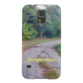 Country Road Custom Cases For Galaxy S5