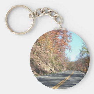 Country Road Keychain