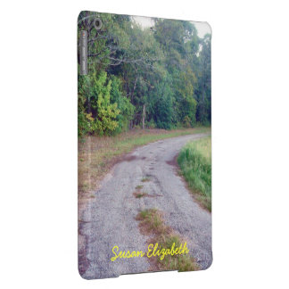 Country Road Personalized Case For iPad Air