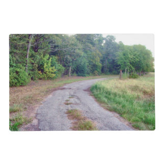 Country Road Placemat