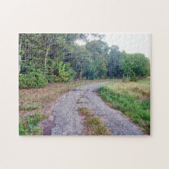 Country Road Puzzle