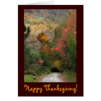 Country Road Thanksgiving