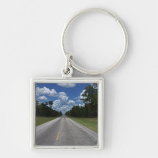 Country Road To Nowhere Keychain