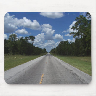Country Road To Nowhere Mouse Pad