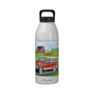 Country Road Water Bottles