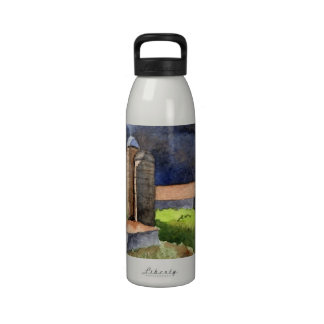 Country Roads Liberty Bottle Reusable Water Bottle