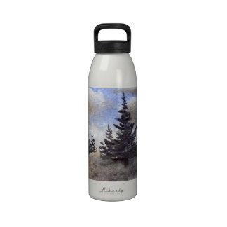 Country Roads Liberty Bottle Water Bottle