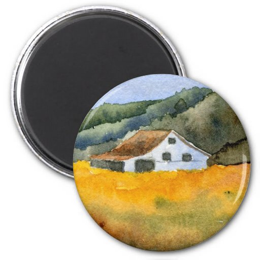 Country Roads Magnet