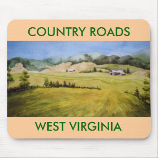 Country Roads Mousepad
