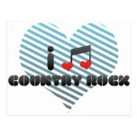 Country Rock Post Cards
