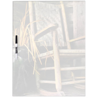 Country Rocking Chair Dry Erase Board