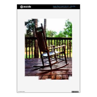 Country Rocking Chair iPad 3 Skin