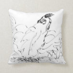 Country Rooster designer pillow by CricketDiane