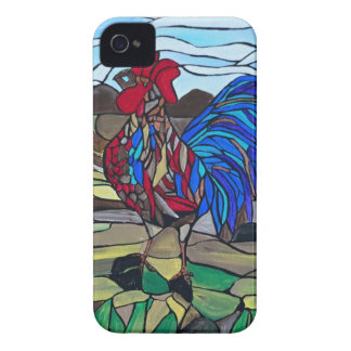 Country rooster iPhone 4 case