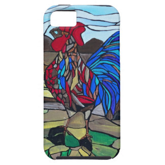 Country rooster iPhone SE/5/5s case