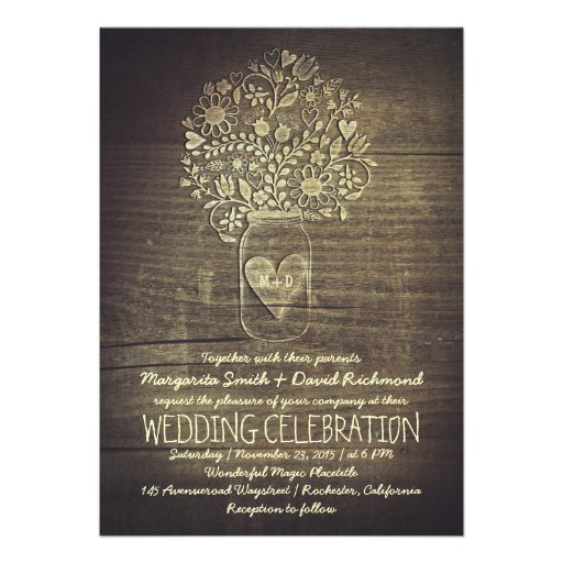 Wedding invitations sunflower wedding invitation rustic burlap and - 30 000 Country Wedding Invitations Country Wedding